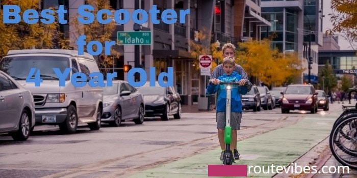Best Scooter for 4 Year Old