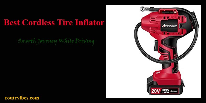 Best Cordless Tire Inflator