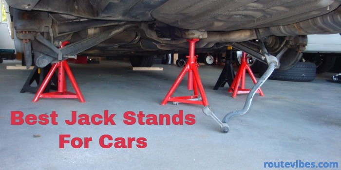 Best jack stands for cars