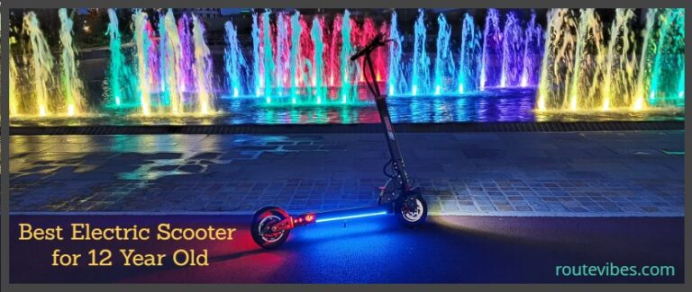 Best Electric Scooter for 12 Year Old