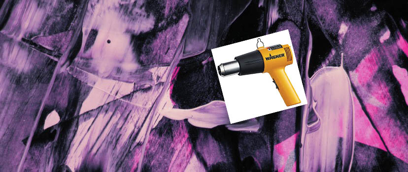 Best Heat Gun for Acrylic Pouring